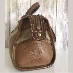 Ghurka Marley Hodgson Satchel Handbag Leather RARE